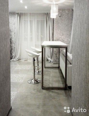 Интерьер квартиры почти 44 м в Москве.