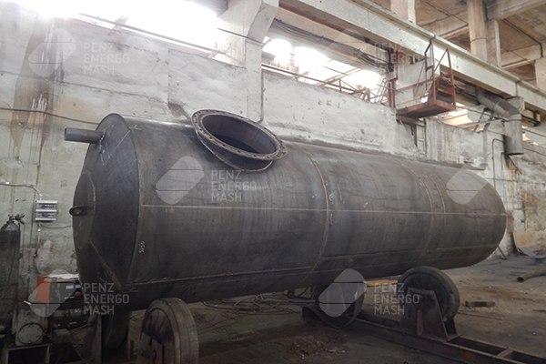 Производство резервуаров РГС-П1-10