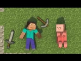 Майнкрафт позитивный клип