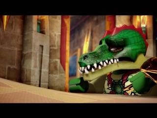 Лего Легенда о Чиме сезон 1 (20 серия из 20) - Lego - Legends of Chima