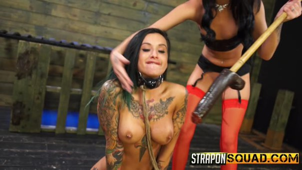 StraponSquad – Alby Rydes And Esmi Lee