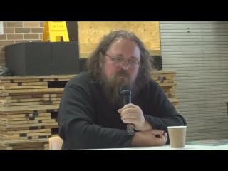 Андрей Кураев об Алексее Ильиче Осипове и Данииле Сысоеве
