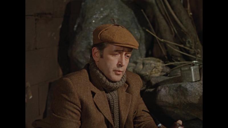 (2 серия) Приключения Шерлока Холмса и доктора Ватсона: Собака Баскервилей. (1981)