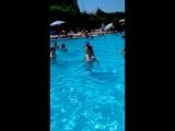 аква аэробика