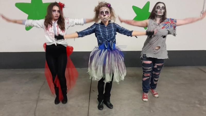 Мистер Бин танец мира The Zombie dance My lova lova