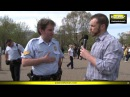 Adam verbally body slams chokes out cops at White House KOKESHED YouTube