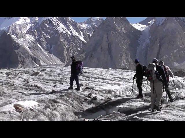 Gondoro La to K2, part 1