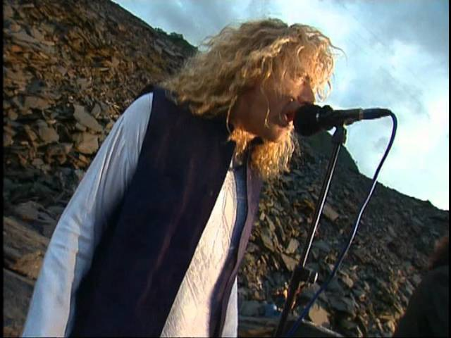 When The Levee Breaks Robert Plant Jimmy Page
