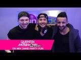 Quentin Mosimann &amp Friends en mix dans Party Fun