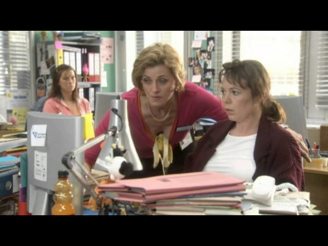 Green Wing - Banana Cleavage