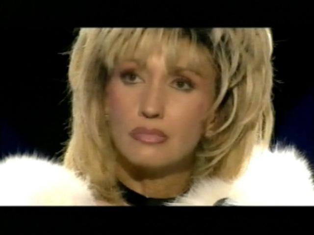 Ирина АЛЛЕГРОВА, РОЗЫ НА СНЕГУ, Шоу-программа По лезвию любви, 2002