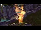 Dragon Nest - PVP Pro Dark Avenger vs Pro Gladiator