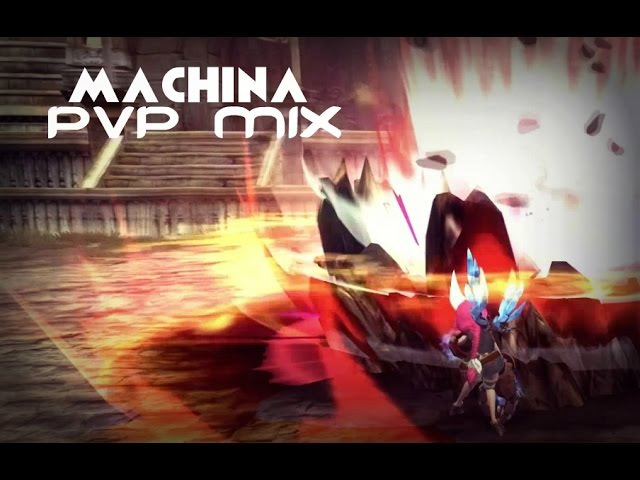 Dragon Nest 「Machina」 Defensio Ruina PvP Spotlight