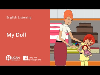 Learn English Listening - Lesson 40. My doll