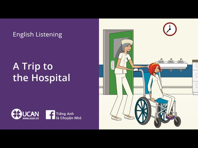 Learn English Listening | Elementary - Lesson 9. A Trip to the Hospital