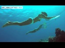 Flying underwater with Subwing Gili Islands