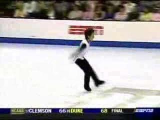 Johnny Weir US Nationals 2007 Short Program