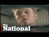 David Bowie on Death, Violence and Chaos in