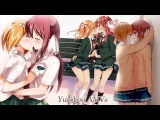 Sakura Trick Yuri Scenes Проделки Сакуры Юри сцены