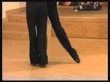 Учимся танцевать танго   Танцы видео смотреть онлайн www gradance ru