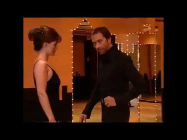 Танго доступно и просто. Научиться танцевать за 4 минуты. Школа танцев.