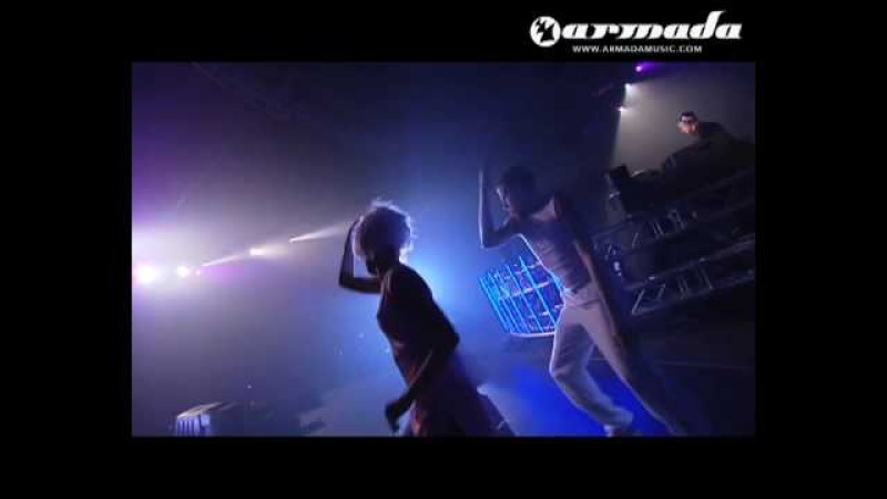 Armin van Buuren feat. Justine Suissa - Burned With Desire (Armin Only 2006, part 8)