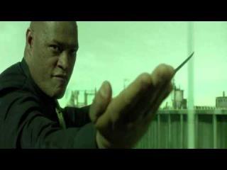 Matrix Reloaded - Morpheus Vs Agent (Full)