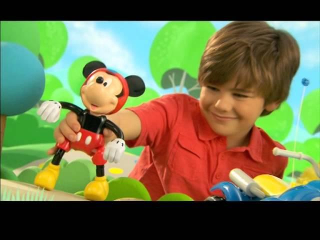 Р/У игрушки Mickey и Minnie Mouse