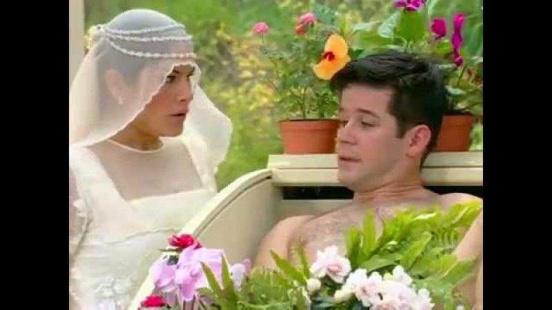 Chocolate com Pimenta - Olga encontra Danilo dormindo num jardim