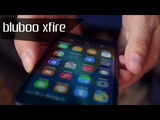 Bluboo Xfire полный обзор китайского бюджетника из Gearbest.com