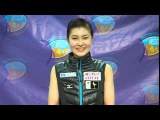 #USIntlClassic Ladies Short Program Reaction | Kanako Murakami