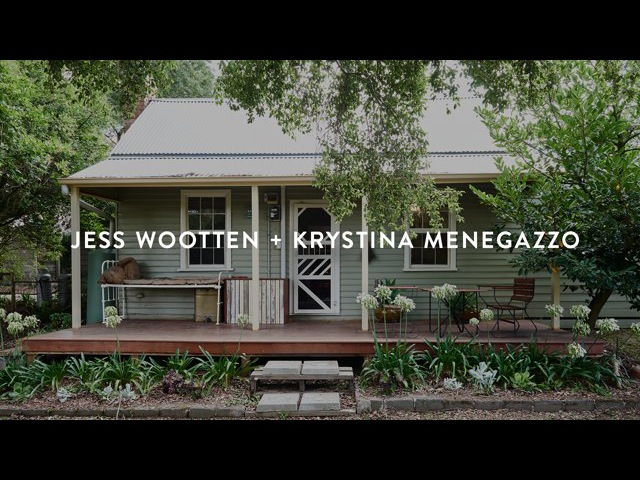 The Design Files | Australian Homes | Jess Wootten Krystina Menegazzo