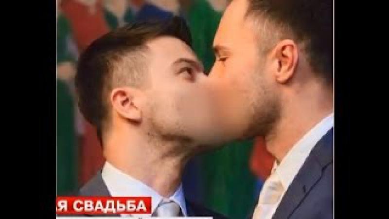 ШОКзвезда Comedy Woman и экс-бойфренд Екатерины Варнавы вступил в брак с мужчиной!!