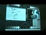 Open Days в Медиакультуре. Андрей Бояринцев. Презентация курса VVVV. Визуальное программирование.