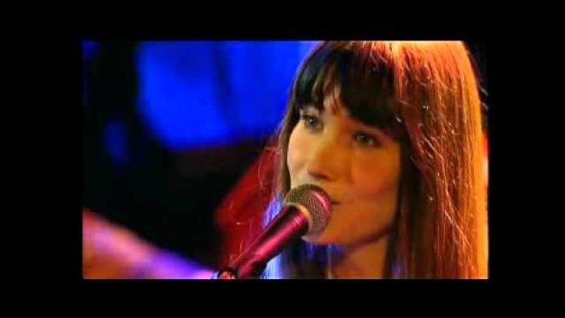 Carla Bruni Concert au Théâtre du Trianon Paris Live