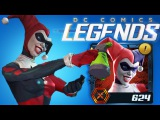 DC Comics Legends - Harley Quinn Battle Review