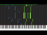 Heart of Courage - Two Steps From Hell Piano Tutorial (Synthesia)
