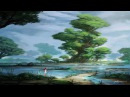 Green Shores - Digital Painting Timelapse