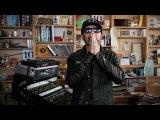 Daniel Lanois NPR Music Tiny Desk Concert