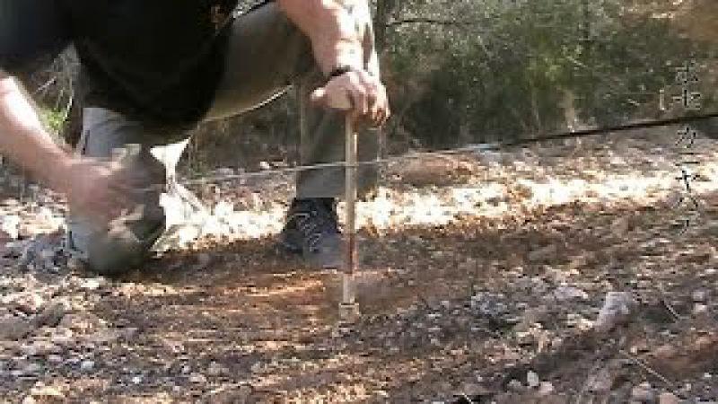 Como hacer fuego con la ayuda de una goma elástica