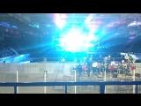 Скорпионс, настройка звука до концерта.