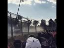 В сети появилось видео аварии на этапе Формулы-1