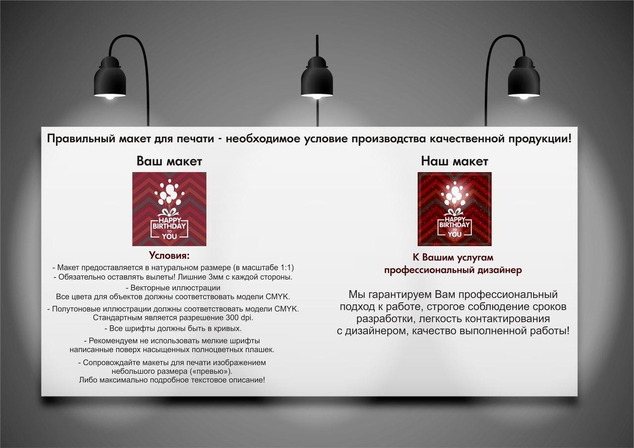 Разработка оригинал макетов, Симферополь