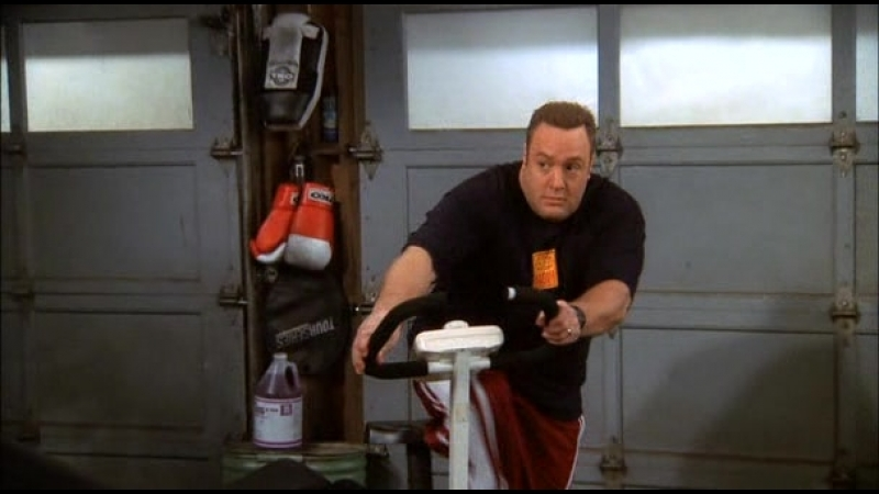 Король Квинса/The King of Queens 8 сезон 12 серия.Gym Neighbors [Ezekiel2517]
