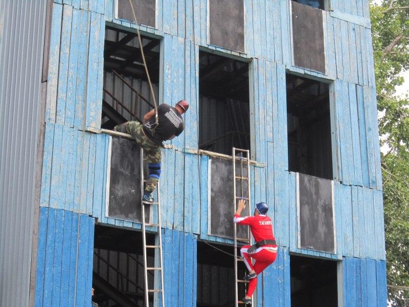 В Ростовской области пройдут соревнования по пожарно-прикладному спорту
