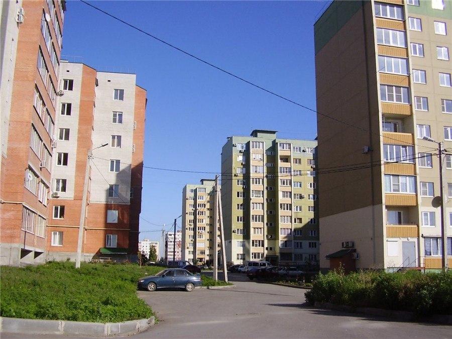 Таганрог – один из лучших по строительству жилья