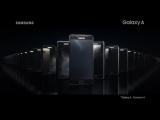 Реклама 2016 SAMSUNG Galaxy A