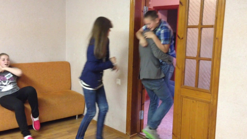 2 смена 2015 Ералаш Паук