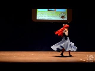 "Gliss (Москва) - дефиле по м/ф ""The Little Mermaid"", персонаж Ариэль"