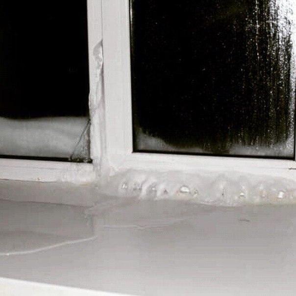 Що зробити щоб вікна взимку не замерзало в квартирі або в бу.